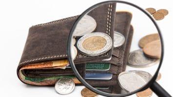 Kreditkartenabrechnung nach Erhalt prüfen