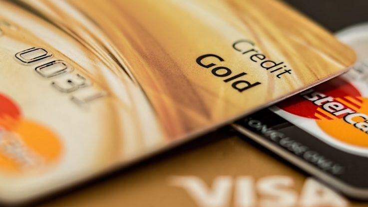 Kreditkarten mit Teilrückzahlungen