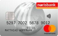 Die norisbank Mastercard mit Girokonto